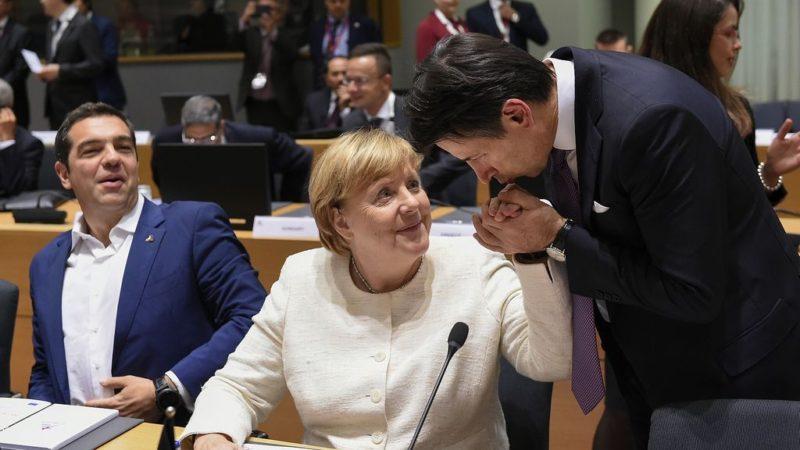 L'Italietta ai tempi del Covid19 non è colpa della Germania